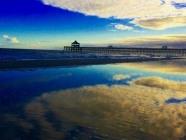 folly-beach-pier-bright-blue