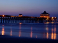 folly-beach-pier-evening
