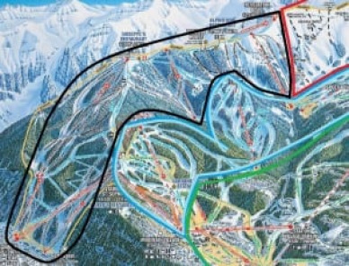 updated map telluride