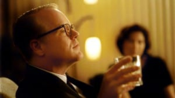 CAPOTE, Philip Seymour Hoffman, 2005, © Sony Pictures Classics/courtesy Everett Collection