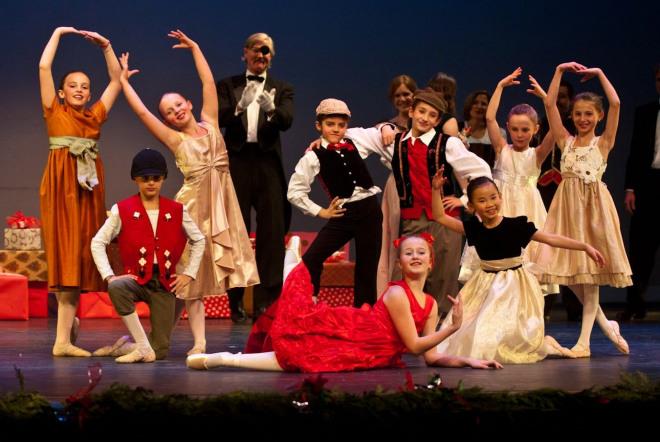 On Broadway Dance Recital