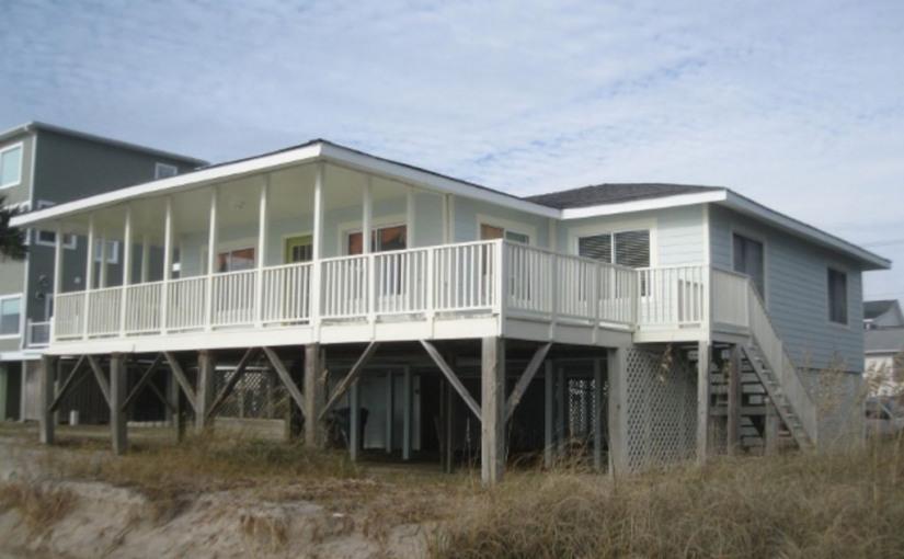 312 Palmetto Blvd Beach Front House