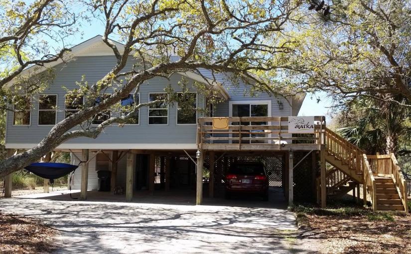 The Chaika Beach Walk House