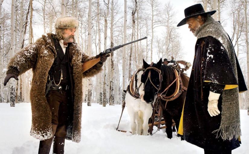 Quentin Tarantino's Hateful Eight in Telluride