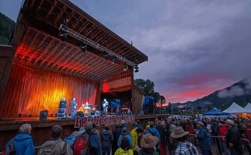 The 40th Telluride Jazz Festival Lineup