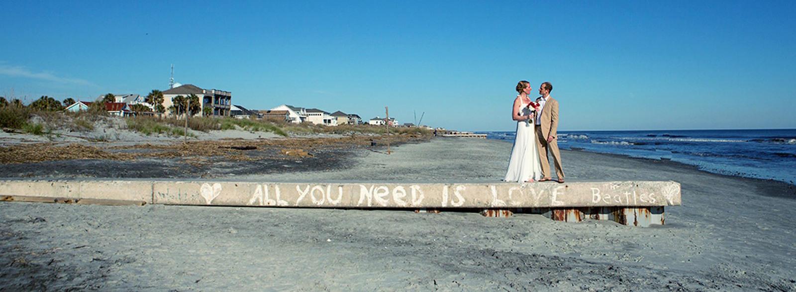 Weddings, Venues & More In Folly Beach, SC