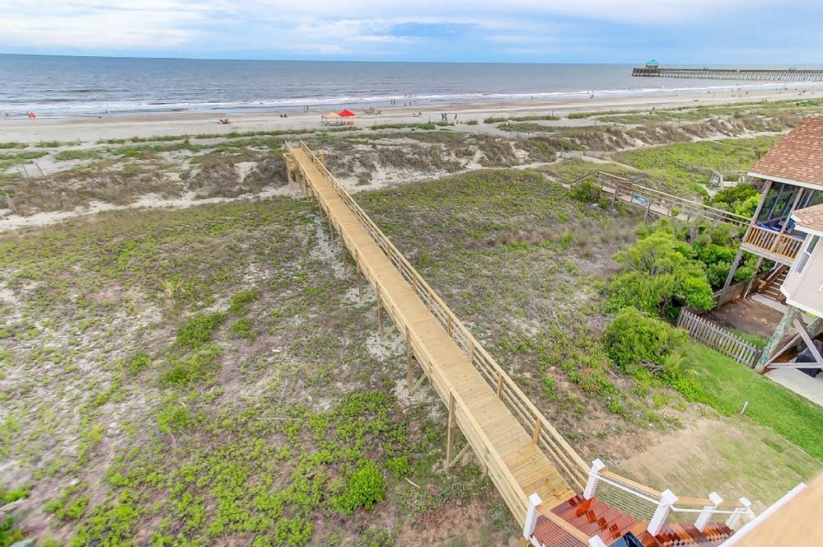The Lighthouse Rental Folly Beach Sc