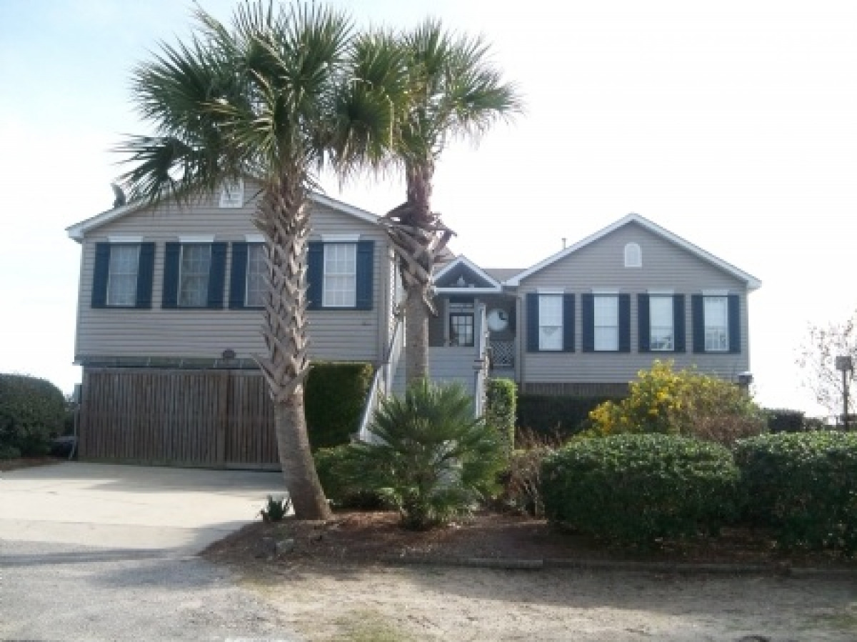 Tree House Rental In Folly Beach Sc
